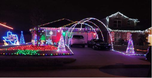Most Colorful Lights Winner